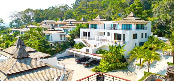 Cultural Architecture Apartment in Kathu for sale. Offering Apartments for sale and re-sale in a secure community on Phuket for expats, retirees and families. - 1