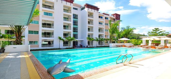 Modern Apartments in kamala for sale. Offering Apartments for sale and re-sale in a secure community on Phuket for expats, retirees and families. - 1