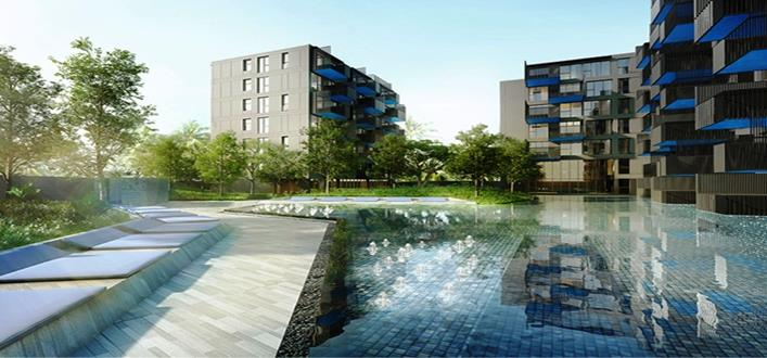 Brand new Condos in Patong for sale. Offering Apartments for sale and re-sale in a secure community on Phuket for expats, retirees and families. - 1
