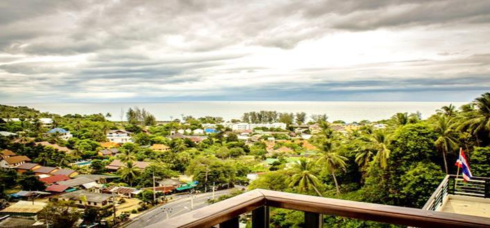 Ocean view Apartments in Kata for sale. Offering Apartments for sale and re-sale in a secure community on Phuket for expats, retirees and families. - 1