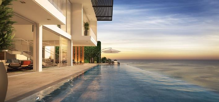 Luxury beach front Apartments for sale Nai Thon. Offering Apartments for sale and re-sale in a secure community on Phuket for expats, retirees and families. - 1