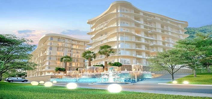 Chic Condo in Phuket City for sale. Offering Apartments for sale and re-sale in a secure community on Phuket for expats, retirees and families. - 1