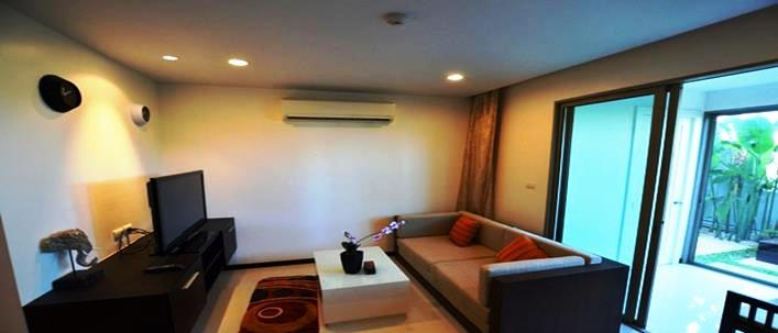 Freehold Condo in Kamala for sale. Offering Apartments for sale and re-sale in a secure community on Phuket for expats, retirees and families. - 1