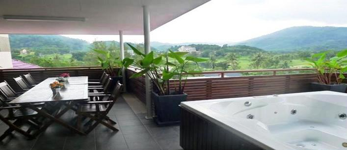 Golf view Condo for sale. Offering Apartments for sale and re-sale in a secure community on Phuket for expats, retirees and families. - 1