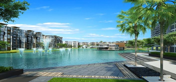 New modern Condos for sale Nai Yang. Offering Apartments for sale and re-sale in a secure community on Phuket for expats, retirees and families. - 1