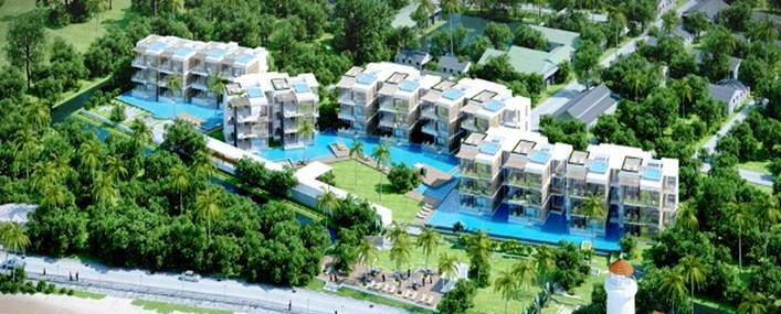 Sea view Condos for sale in Chalong. Offering Apartments for sale and re-sale in a secure community on Phuket for expats, retirees and families. - 1