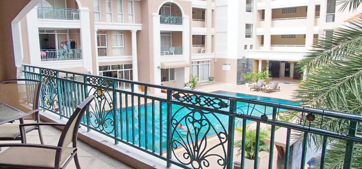 Cozy life Condo in patong for sale. Offering Apartments for sale and re-sale in a secure community on Phuket for expats, retirees and families. - 1