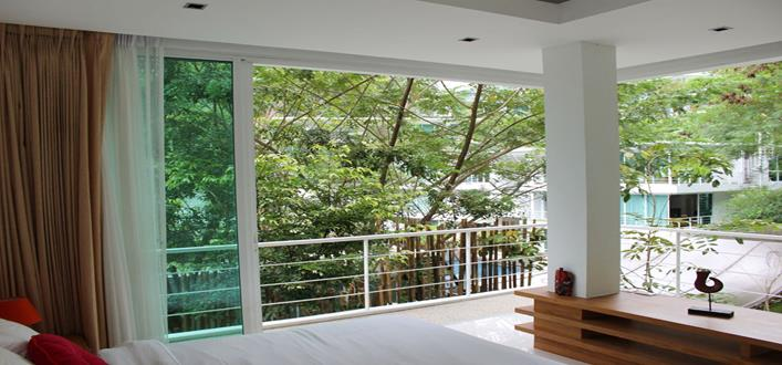 Spacious Apartments for sale Kamala beach. Offering Apartments for sale and re-sale in a secure community on Phuket for expats, retirees and families. - 1