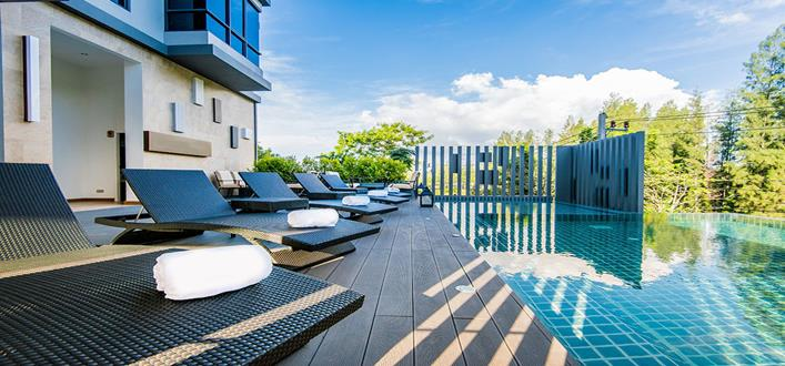 New Condos For sale Bang Tao. Offering Apartments for sale and re-sale in a secure community on Phuket for expats, retirees and families. - 1