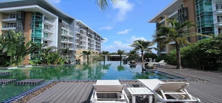 Condo in Phuket City for sale. Offering Apartments for sale and re-sale in a secure community on Phuket for expats, retirees and families. - 1
