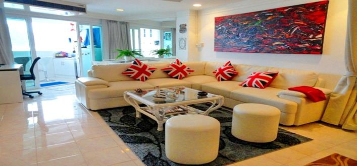 Trendy ocean view Condo in Patong for sale. Offering Apartments for sale and re-sale in a secure community on Phuket for expats, retirees and families. - 1