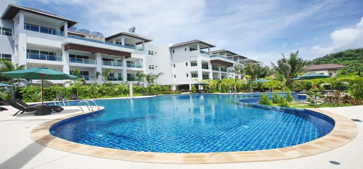 Freehold Condos for sale in Bangtao. Offering Apartments for sale and re-sale in a secure community on Phuket for expats, retirees and families. - 1