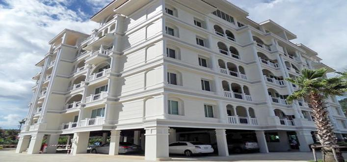 Mountain view condo in Kathu for sale. Offering Apartments for sale and re-sale in a secure community on Phuket for expats, retirees and families. - 1