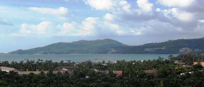 Ocean view Condo for sale Patong. Offering Apartments for sale and re-sale in a secure community on Phuket for expats, retirees and families. - 1