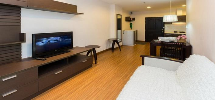 One bedroom Apartment in Patong for sale. Offering Apartments for sale and re-sale in a secure community on Phuket for expats, retirees and families. - 1