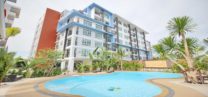 Studio Apartments for sale Chalong. Offering Apartments for sale and re-sale in a secure community on Phuket for expats, retirees and families. - 1