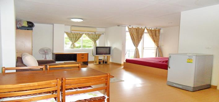 Lovely Studio Apartment in Patong for sale. Offering Apartments for sale and re-sale in a secure community on Phuket for expats, retirees and families. - 1