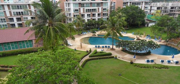 One Bedroom Apartment for sale. Offering Apartments for sale and re-sale in a secure community on Phuket for expats, retirees and families. - 1