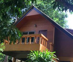 Apartment Chaofa West On The Pond is located at 5/19 - 5/20 Chaofa Tawan Tok Rd., Phi Phi Island on Phuket island in Thailand