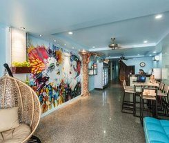 Armoni Patong Beach Hotel is locationed at 92/13 Thaweewong Road Soi Doctor Wattana in Patong on Phuket island in Thailand. Amenities include: Swimming Pool