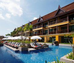 Aurico Kata Resort & Spa is locationed at 45 Taina Rd.