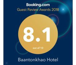Baantonkhao Hotel is locationed at 100/46-48