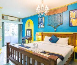 Barefoot Hotel Kalim Beach Front is locationed at 314 Phrabaramee Rd in Patong on Phuket