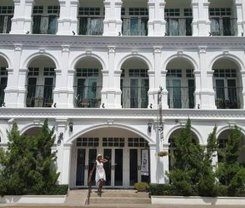 Casa Blanca Boutique Hotel is locationed at 26 Phuket road