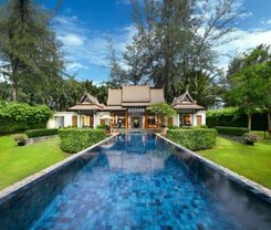 Double Pool Villas by Banyan Tree is located at 33,33/27 Moo 4 Srisoonthorn Road, Cherngtalay, Amphur Talang on Phuket island