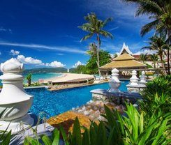 DoubleTree by Hilton Phuket Banthai Resort is locationed at 94 Thaveewong Road