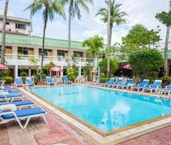 Expat Hotel is locationed at 163/17 Ratutit 200 Pee Road T. Patong