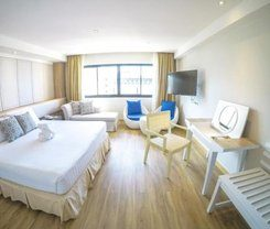 Hiran Residence is locationed at 37/19 Ratutid Rd. in Patong on the island of Phuket. Amenities include: Concierge service
