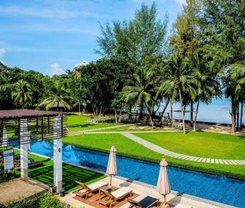 Indochine Resort and Villas is locationed at 328 Prabaramee Road