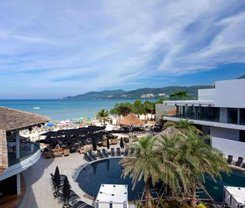 Lets Phuket Twin Sands Resort & Spa is located at 97/48 Muen Ngern Road on Phuket island in Thailand