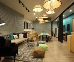 Lupta Hostel Patong Hideaway is locationed at 138 taweewong Rd.