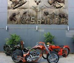 Nicky's Handlebar is locationed at 41 Rat-U-Thit 200 Year Road