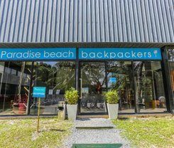 Paradise Beach Backpackers Hostel is located at 109 MUEAN-NGERN Rd., T. PATONG KATHU PHUKET 83150 THAILAND on Phuket in Thailand