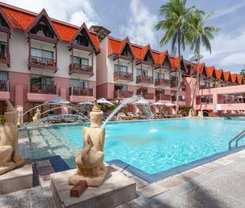 Seaview Patong Hotel is locationed at 2 Taweewong Road