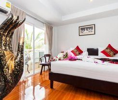 Silver Resortel is locationed at 3/37 Sawadirak RD.Patong Beach in Patong on Phuket in Thailand. Amenities include: Parking