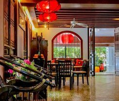 Sino House Phuket Hotel is locationed at 1 Montree Rd.