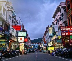 Star Guesthouse is located at 143/8-9 Rat-u-thit 200 pee Rd. Patong Beach on Phuket, Thailand