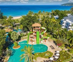 Thavorn Palm Beach Resort Phuket is locationed at 311 Patak Road