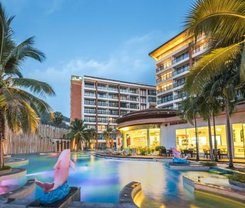 The Beach Heights Resort is locationed at 98/18-21 Kata Road