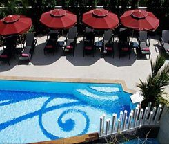 The Bliss South Beach Patong is located at 40 Thaweevongs Road, Phuket on the island of Phuket