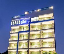 The Blue Hotel is located at 99 Moo.4 Chalong Muang Phuket on the island of Phuket