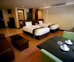 The Deck Condo Patong is locationed at 81/123 Ratuthit Songroipi Road