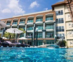 The Hill Resort is locationed at 19 Sirirat R. Patong beach in Patong on the island of Phuket. Amenities include: Swimming Pool