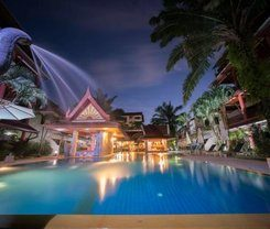 The Hotel @ Sai Rougn Residence is locationed at 17 Phetchakut Rd in Patong on Phuket island