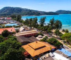 Tropica Bungalow Hotel is locationed at 132 Taweewong Rd.