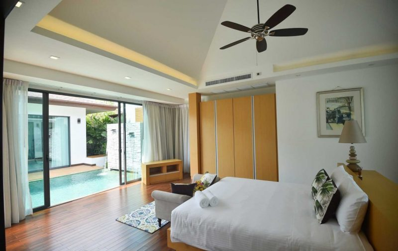 Cherng Talay 3 bedroom Villa for sale for ฿15,000,000
